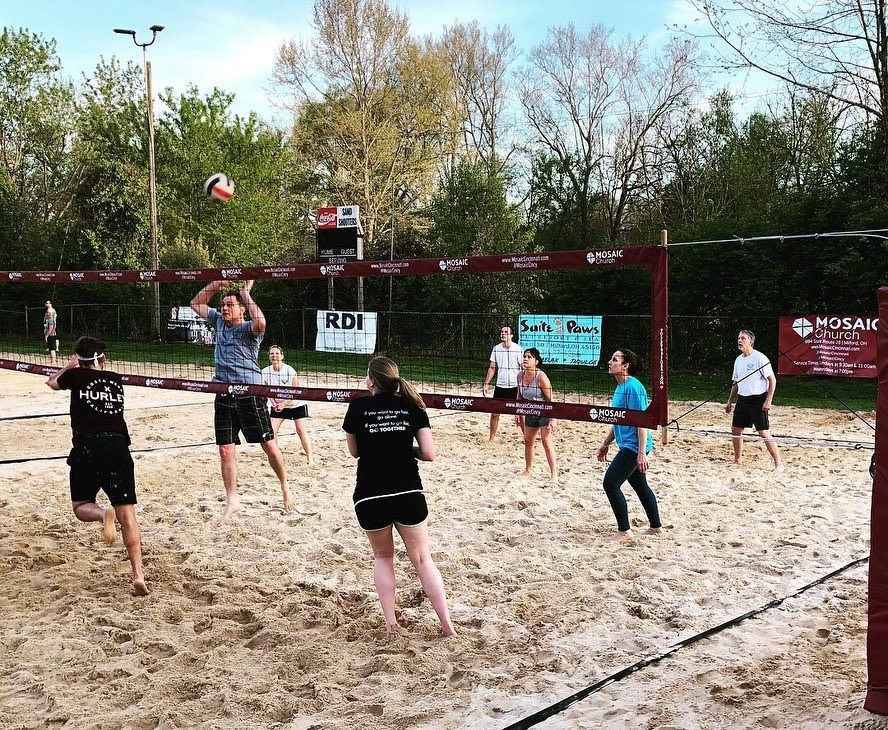 Cincinnati Sand Volleyball season is approaching