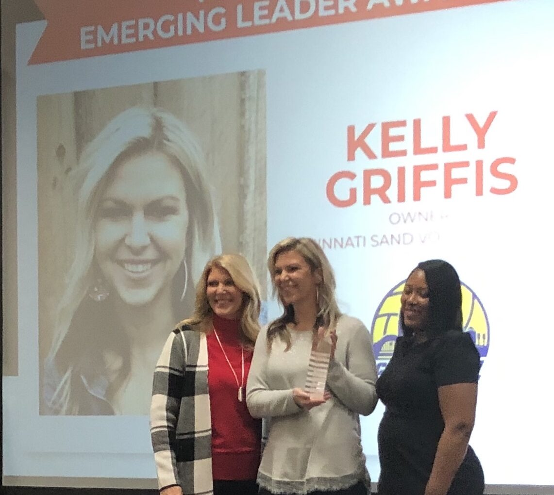 Kelly Griffis named Clermont County Chamber Emerging Leader