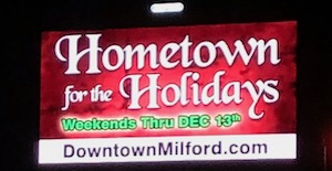 Limited Time Offer: Discount on Milford Billboard